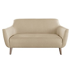 Ben de Lisi Home - Small flat-weave fabric 'Marco' sofa