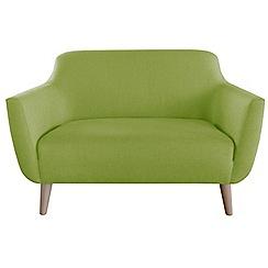 Ben de Lisi Home - Compact flat-weave fabric 'Marco' sofa