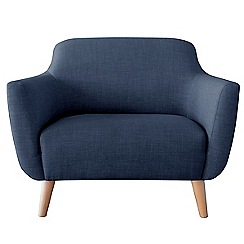 Ben de Lisi Home - Flat-weave fabric 'Marco' loveseat