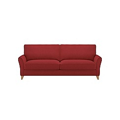 Debenhams - Extra-large flat weave 'Fyfield' sofa