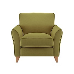 Debenhams - Flat weave 'Fyfield' armchair