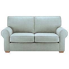 Debenhams - Medium flat weave fabric 'Charles' sofa