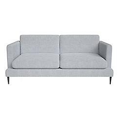 J by Jasper Conran - 2 seater brushed cotton 'Ellsworth' sofa