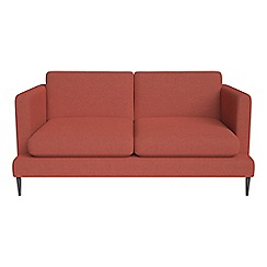 J by Jasper Conran - Small 2 seater flat weave fabric 'Ellsworth' sofa