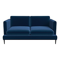 J by Jasper Conran - Small 2 seater velvet 'Ellsworth' sofa