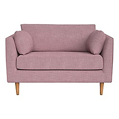 RJR.John Rocha - Brushed cotton 'Ravello' loveseat