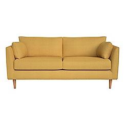 RJR.John Rocha - 2 seater tweedy weave 'Ravello' sofa