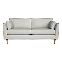 RJR.John Rocha - 2 seater flat weave fabric 'Ravello' sofa