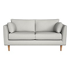 RJR.John Rocha - Small 2 seater flat weave fabric 'Ravello' sofa
