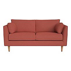 RJR.John Rocha - Small 2 seater flat weave fabric 'Ravello' sofa