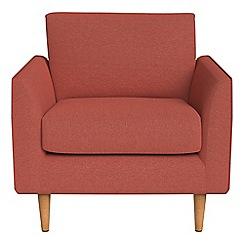 RJR.John Rocha - Flat weave fabric 'Ravello' armchair