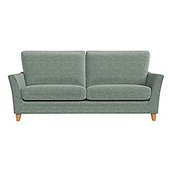 Debenhams - 3 seater chenille 'Abbeville' sofa