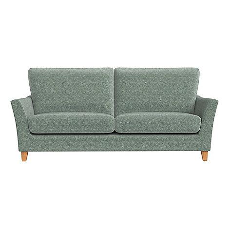Debenhams 3 Seater Chenille Abbeville Sofa