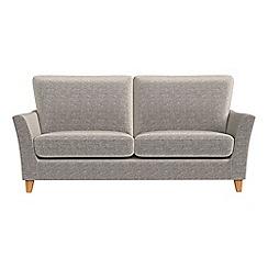 Debenhams - 2 seater chenille 'Abbeville' sofa