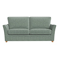Debenhams - 2 seater chenille 'Abbeville' sofa bed