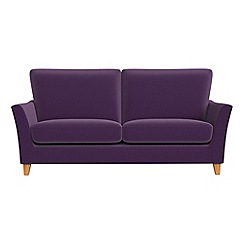 Debenhams - 2 seater velvet 'Abbeville' sofa