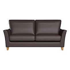 Debenhams - 2 seater luxury leather 'Abbeville' sofa