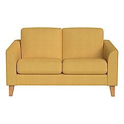 Debenhams - Compact tweedy weave 'Carnaby' sofa