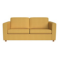 Debenhams - 2 seater tweedy weave 'Charlie' sofa bed