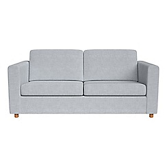Debenhams - 2 seater brushed cotton 'Charlie' sofa bed