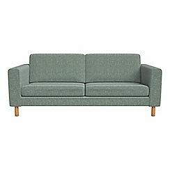 Debenhams - 3 seater chenille 'Charlie' sofa