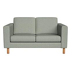 Debenhams - Small 2 seater textured weave 'Charlie' sofa