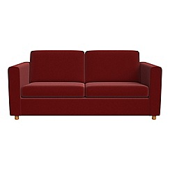 Debenhams - 2 seater velvet 'Charlie' sofa bed