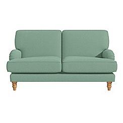 Debenhams - 2 seater flat weave fabric 'Eliza' sofa