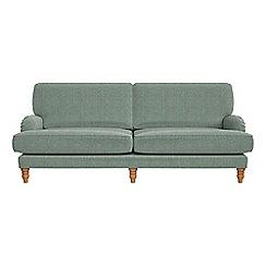 Debenhams - 4 seater chenille 'Eliza' sofa