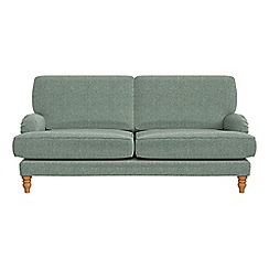 Debenhams - 3 seater chenille 'Eliza' sofa