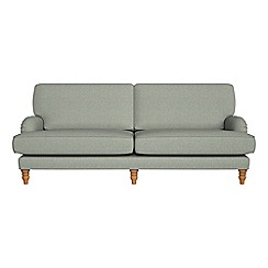 Debenhams - 4 seater textured weave 'Eliza' sofa