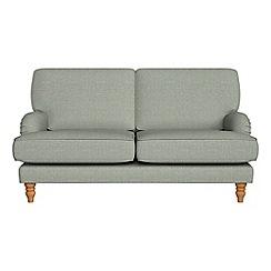Debenhams - 2 seater textured weave 'Eliza' sofa
