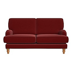 Debenhams - 2 seater velvet 'Eliza' sofa