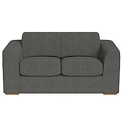 Debenhams - 2 seater tweedy fabric 'Jackson' sofa