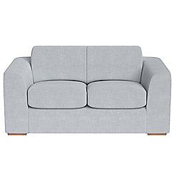 Debenhams - 2 seater brushed cotton 'Jackson' sofa