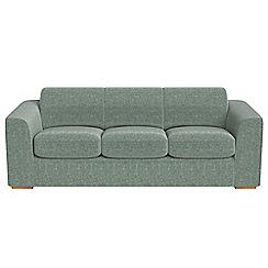 Debenhams - 4 seater chenille 'Jackson' sofa