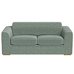 Debenhams - 3 seater chenille 'Jackson' sofa bed