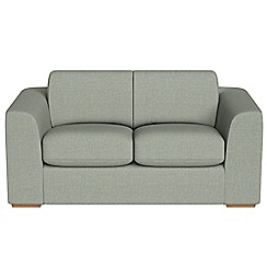 Debenhams - 2 seater textured fabric 'Jackson' sofa