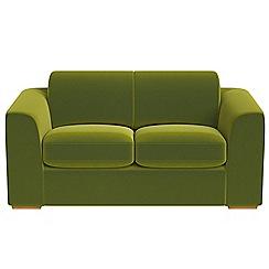 Debenhams - 2 seater velvet 'Jackson' sofa