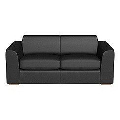 Debenhams - 3 seater luxury leather 'Jackson' sofa