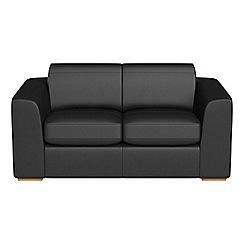 Debenhams - 2 seater luxury leather 'Jackson' sofa