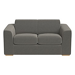 Debenhams - 2 seater natural grain leather 'Jackson' sofa