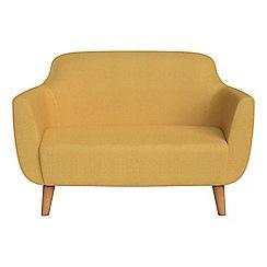 Ben de Lisi Home - Compact tweedy fabric 'Marco' sofa