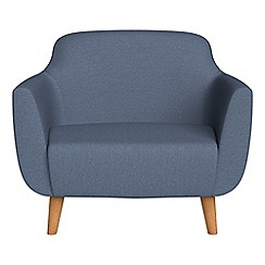 Ben de Lisi Home - Flat weave fabric 'Marco' loveseat