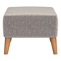 Ben de Lisi Home - Chenille 'Marco' footstool