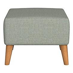 Ben de Lisi Home - Textured weave 'Marco' footstool