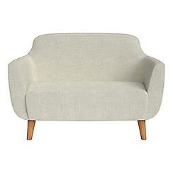 Ben de Lisi Home - Compact brushed cotton 'Marco' sofa