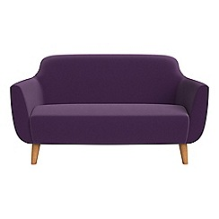 Ben de Lisi Home - Small 2 seater velvet 'Marco' sofa