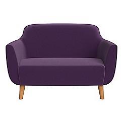 Ben de Lisi Home - Compact velvet 'Marco' sofa