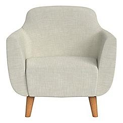 Ben de Lisi Home - Brushed cotton 'Marco' armchair